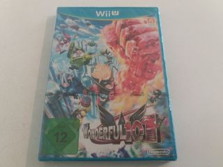 Wii U The Wonderful 101 GER