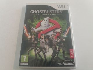Wii Ghostbusters The Video Game UKV
