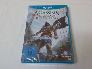 Wii U Assassin's Creed IV Black Flag GER