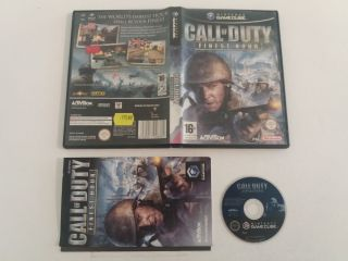 GC Call of Duty Finest Hour EUR