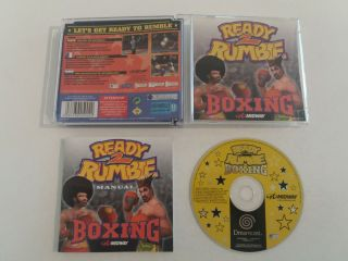 DC Ready 2 Rumble Boxing