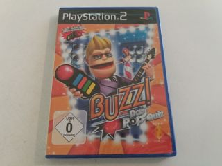 PS2 Buzz!: Das Pop Quiz