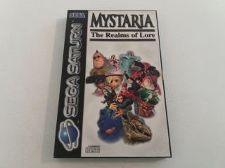 SAT Mystaria The Realms of Lore