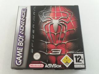 GBA Spider-Man 3 NOE