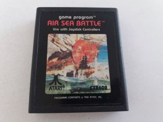 Atari 2600 Air Sea Battle