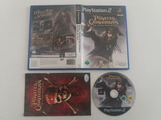 PS2 Pirates of the Caribbean Am Ende der Welt
