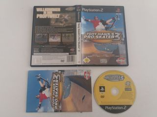 PS2 Tony Hawk's Pro Skater 3