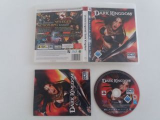 PS3 Untold Legends Dark Kingdom