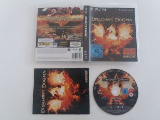 PS3 Dragon's Dogma