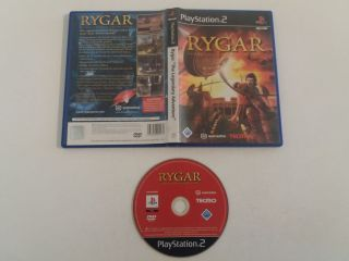 PS2 Rygar The Legendary Adventure