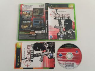 Xbox Tom Clancy's Rainbow Six Lockdown