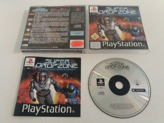 PS1 Super Dropzone
