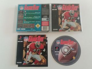 PS1 NFL Game Day