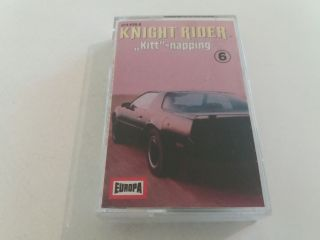 "Knight Rider 6: ""Kitt""-napping"