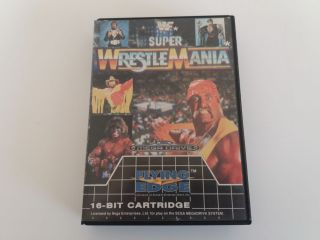 MD WWF Super Wrestlemania