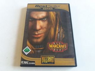 PC Warcraft III - Reign of Chaos