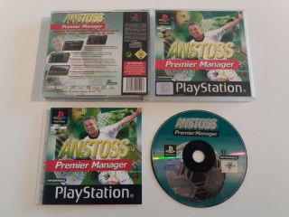 PS1 Anstoss Premier Manager