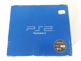 PS2 Playstation 2 Fat Black