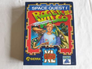PC Space Quest I - Roger Wilco in the Sarien Encounter