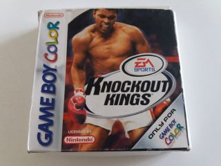 GBC Knockout Kings UKV