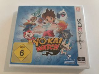 3DS Yo-Kai Watch GER