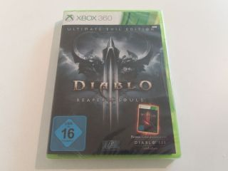 Xbox 360 Diablo III Reaper of Souls Ultimate Evil Edition