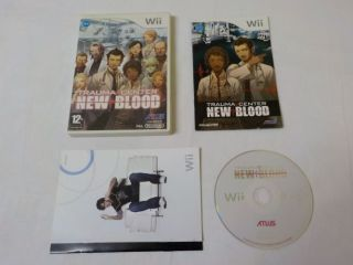 Wii Trauma Center New Blood