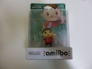Amiibo Villager, Super Smash Bros. Collection