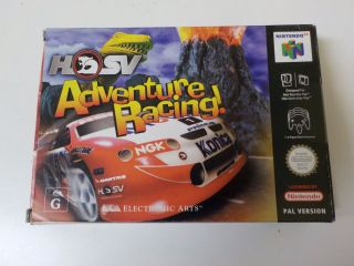 N64 HSV Adventure Racing AUS