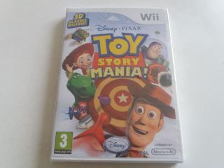 Wii Toy Story Mania EUR