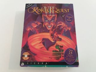 PC King's Quest VII