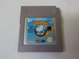 GB Pinball Deluxe EUR