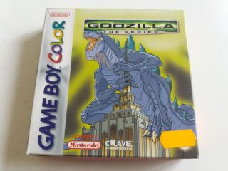 GBC Godzilla The Series EUR
