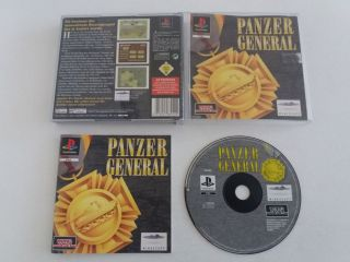 PS1 Panzer General