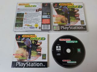 PS1 Actua Golf 2