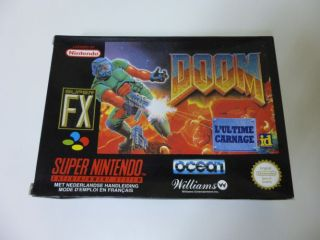 SNES Doom FAH