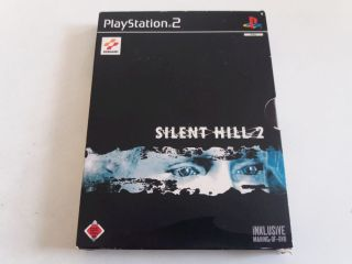 PS2 Silent Hill 2
