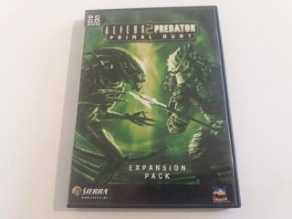 PC Aliens vs Predator 2 - Primal Hunt