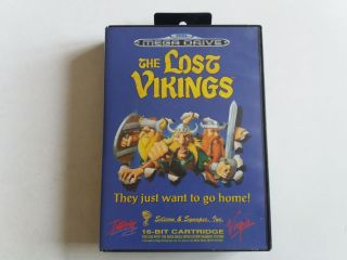 MD The Lost Vikings