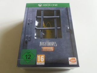 Xbox One Little Nightmare Six Edition