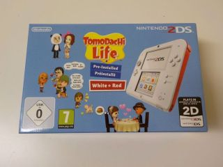 2DS + Tomodachi Life
