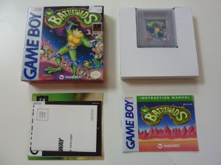 GB Battletoads USA