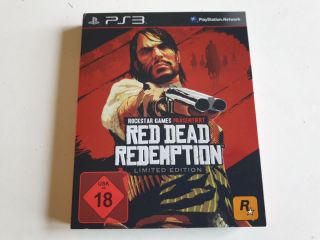 PS3 Red Dead Redemption - Limited Edition