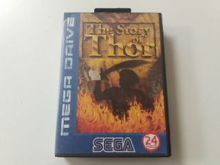 MD The Story of Thor
