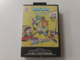 MD Tiny Toon Adventures ACME All-Stars