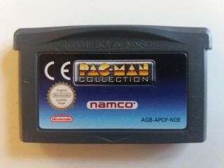 GBA Pac-Man Collection NOE