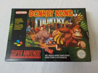 SNES Donkey Kong Country FAH