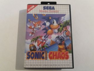 MS Sonic Chaos