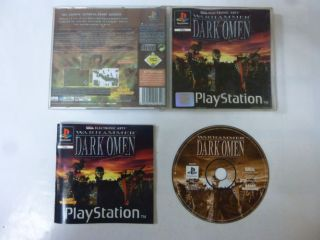 PS1 Warhammer Dark Omen