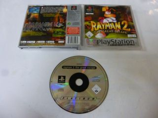 PS1 Rayman 2 The Great Escape